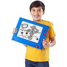 cra-z-art, Magna Doodle, magna doodle for kids, magnetic drawing, steam toys for kids, drawing toys