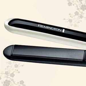 Remington Pearl S9500 - Plancha de Pelo, Cerámica Avanzada con ...
