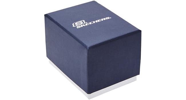 Skechers watch packaging
