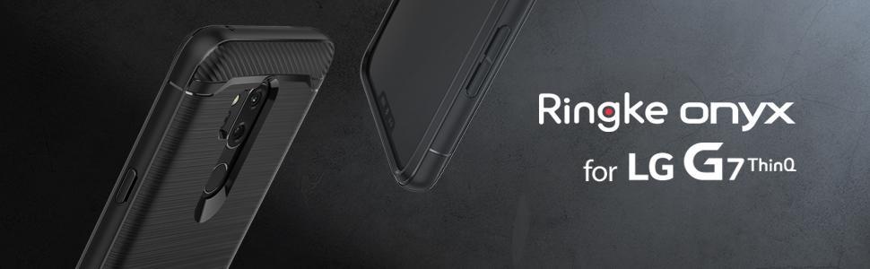 Husa Ringke Onyx pentru LG G7 ThinQ