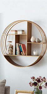 shelving and storage mail rack