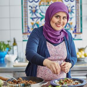 Malakeh, syrische Rezepte, syrische Gerichte, orientalische Küche, arabische Rezepte,