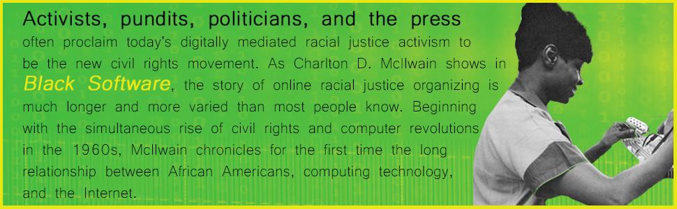 black software, african americans, racial justice, activism, computing, internet