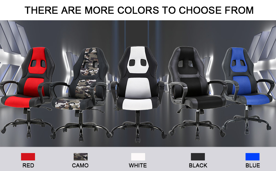 PC Gaming Chair Office Chair4