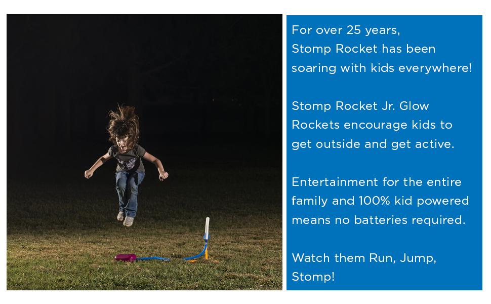 Jr glow rockets updates