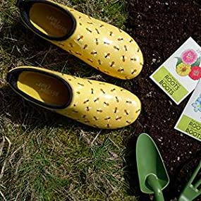 Details about  /Western Chief Women/'s Dazzling Dots Garden Classic Slip-On Clog Navy Rubber