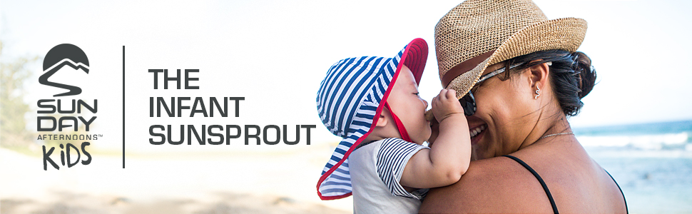 Infant Sun Sprout Header