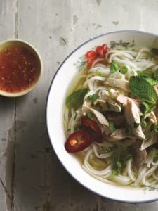 pho cookbook; vietnamese cooking; asian cookbook