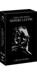 Cofanetto Sergio Leone DVD