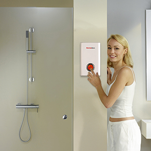 12kw electric tankless water heater for bathroom