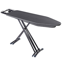 HOUZE - Premium Ironing Board : Foldable and can be stored even in tight spaces