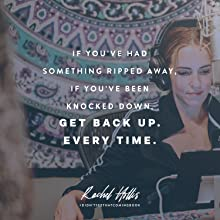 Personal growth; inspiring; self-help; RISE; RISE conference; personal transformation; Rachel Hollis