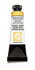 Daniel Smith Nickel Azo Yellow