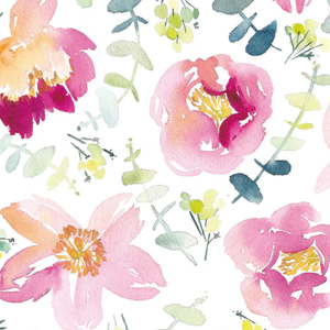 Diy Watercolor Flowers The Beginner S Guide To Flower Painting For