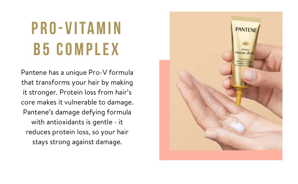 hair vitamin complex stronger strengthen protect from damage deep condition conditioner treatment