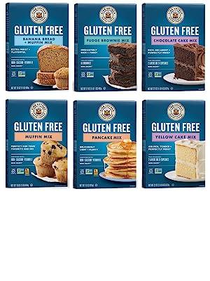 King Arthur Flour gluten free