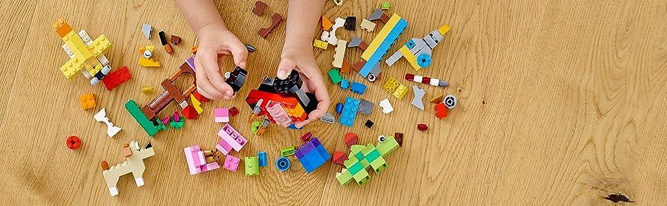 LEGO, toy, bricks