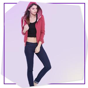 Hoodie, womenswear, pullover, zip, winter wear, hood. sweatshirt, pockets, full sleeve, fleece