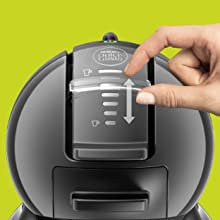 NESCAFE DOLCE GUSTO COFFEE, COFFEE MACHINE, CAPSULES, ESPRESSO, POD, automatic technology