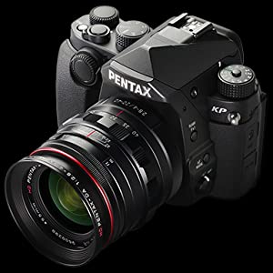 Pentax KP with Lens