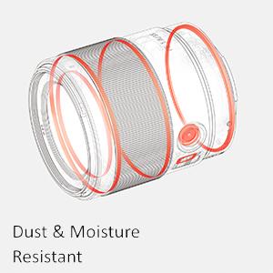 dustresistant