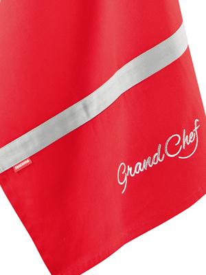 Cotone 34 x 19.5 x 1.9 cm Nero Tescoma Grandchef Guanto da Forno