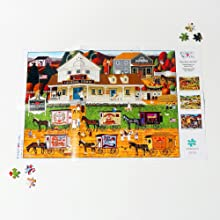 bonus jigsaw puzzle poster
