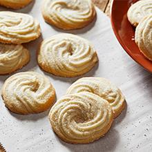 Cookies, Vanilla Bean Paste