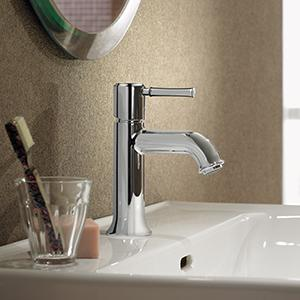 Hansgrohe 14127001 Talis C Open Channel Single Hole