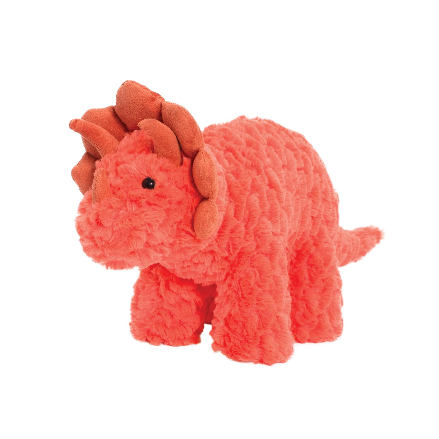 Manhattan Toy Little Jurassic Herb Dinosaur Plush Animals