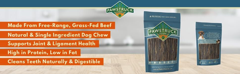 "Pawstruck 5"" Jr. Bully Sticks for Dogs"