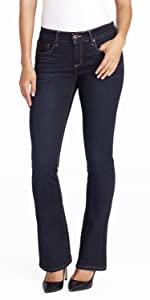 vintage america blues jeans; women's jeans; jeans for women; wonderland miro boot cut jeans