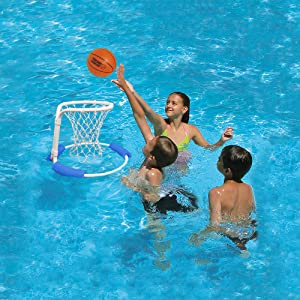 swimming,pool,basketball,game,hoop,toy,family,kids,adults,teens,outdoor,backyard,ball,hoops,goal