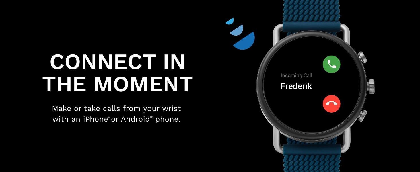 Skagen falster 3 smartwatch