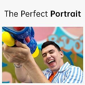 Perfect portrait