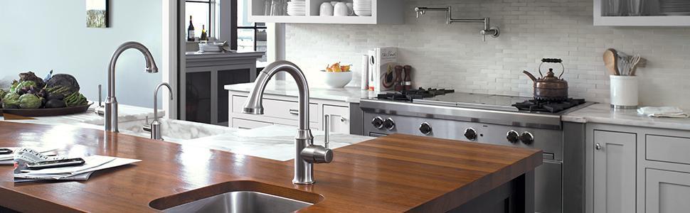 Hansgrohe 04217920 Talis C Bar Faucet, Rubbed Bronze - Bar Sink ...
