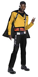 Lando Calrissian Adult Halloween Sensations Costume