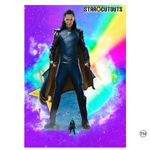 Imagen de héroe Loki
