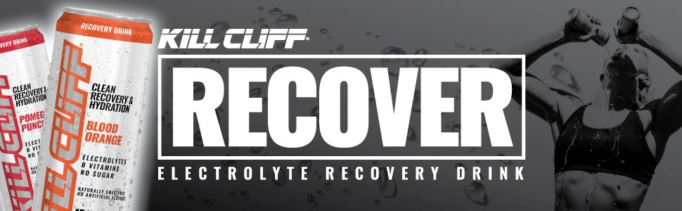 recovery drink, natural energy, clean recovery, soda replacement
