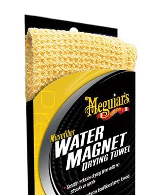 Meguiars X2000eu Water Magnet Microfiber Drying Towel Trockentuch Wassermagnet Auto