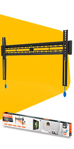 suporte tv fixo parede, elg, tela plana, tela curva, e600