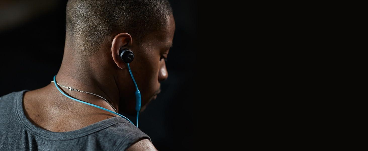 82dc4826902 Bose SoundSport Bluetooth Wireless In-Ear Headphones: Amazon.co.uk ...