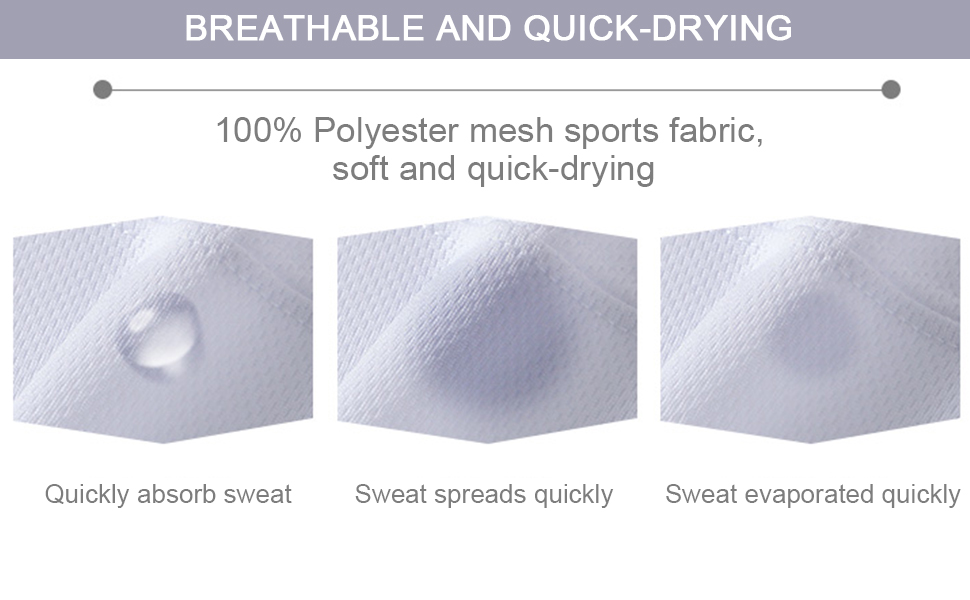 Comfortable Breathable Polyster Fabric of SNAPFITTG Jerseys