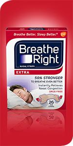 Breathe Right Extra Tan