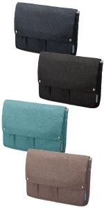 バッグインバッグ インナーバッグ Bizrack ビラック おしゃれ 使いやすい シンプル ビジネス かばん 整理 収納 A4