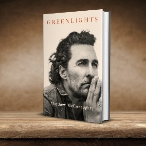 Matthew McConaughey, Autobiography, actor, Hollywood