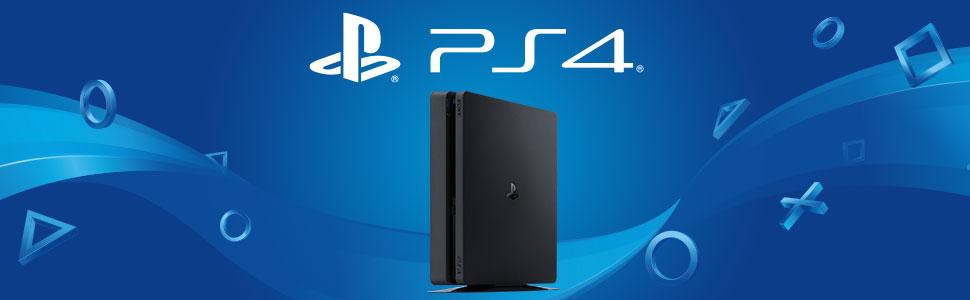 La PlayStation 4 Slim a été conçue pour vous offrir de nouvelles manières extraordinaires de jouer.