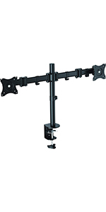 Monitor Arm, Monitor holder, 3 monitor arm, freestanding monitor
