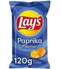 Lay's Paprika 120 g