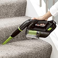Amazon Com Bissell Multi Reach Cordless Hard Floor Stick